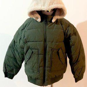 Brand new Name It Nkmmatson bomber warm jacket